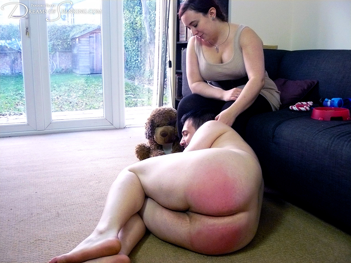 crying spanking captions - Pet play and puppy roleplay at Dreams of Spanking