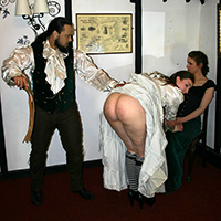 Join the site to view The Rehearsal and all other spanking scenes