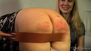 Click to view more previews of The Spanking Rep