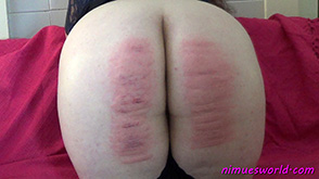 Click to view more previews of Rosie's Backlash Caning