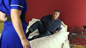 Join the site to view The Russian Treatment and all other spanking scenes
