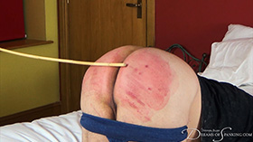 Join the site to view The Russian Treatment - part 2 and all other spanking scenes