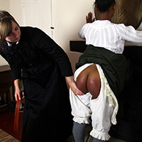 Join the site to view The Scholarship Girl and all other spanking scenes
