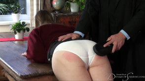 Click to view more previews of Schoolgirl Slippering