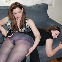 Behind the scenes photo 4 from The Seating Plan at Dreams of Spanking