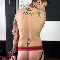 Preview thumbnail : Join the site to view Introducing Sebastian Hawley and all other spanking scenes