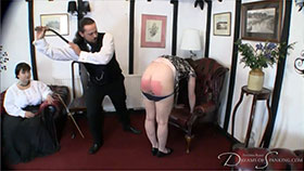 Join the site to view The Secret in the Wardrobe and all other spanking scenes