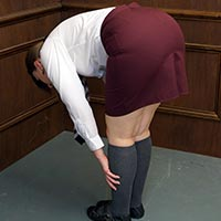 Join the site to view Schoolgirl's Secret and all other spanking scenes
