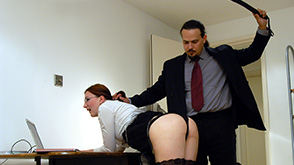 Click to view more previews of A Secretarial Fantasy