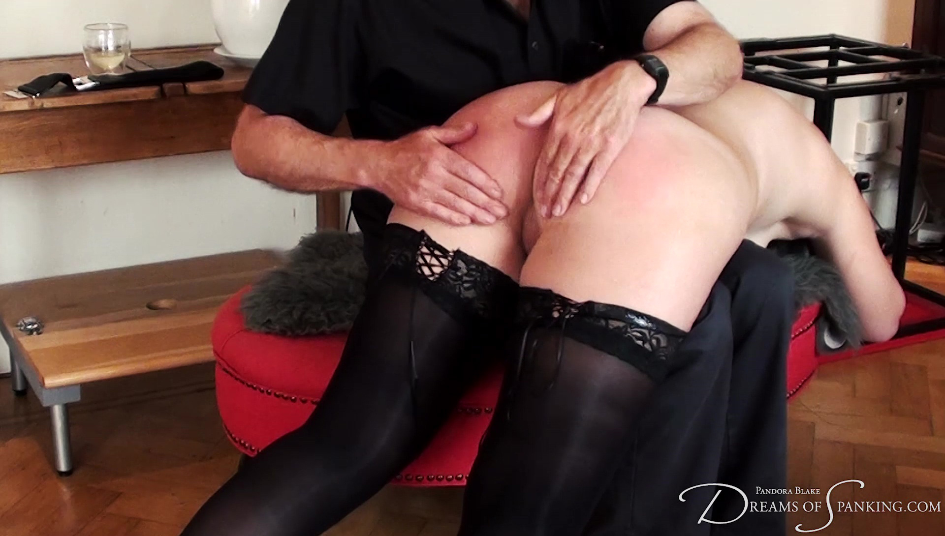 Cock in tiny pussy