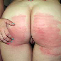 Preview thumbnail : Join the site to view Spanking Sensuality and all other spanking scenes