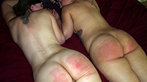 Click to view more previews of Spanking Sensuality