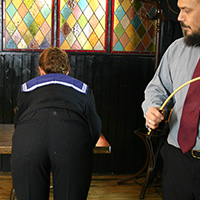 The Smugglers of the Running Fox at Dreams of Spanking