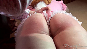 Join the site to view Sofa Fort and all other spanking scenes