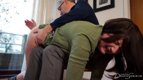 Join the site to view A Very Sorry Young Lady and all other spanking scenes