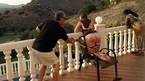 Click to view more previews of Spanking in Spain