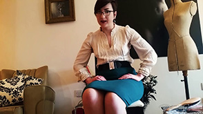Click to view more previews of Spanked and Scolded by Auntie Margaret