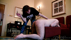 Join the site to view Spanked and Teased and all other spanking scenes