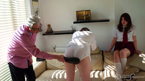 Click to view more previews of A Spanking at School Means a Spanking at Home - part 2