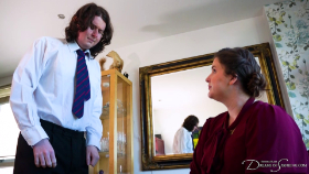 Join the site to view A Spanking at School Means a Spanking at Home - part 1 and all other spanking scenes