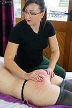 Spanking Massage Parlour - part 1