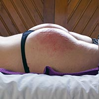 Join the site to view Spanking Massage Parlour - part 2 and all other spanking scenes