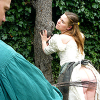 Preview thumbnail : Join the site to view The Rites of Spring and all other spanking scenes
