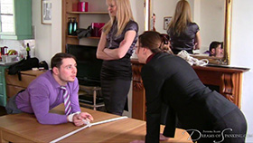 Join the site to view The Spy and all other spanking scenes