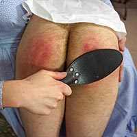Join the site to view Spanked by Stepmother and all other spanking scenes