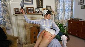 Click to view more previews of Spanked by Stepmother
