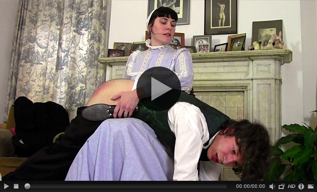Click to view trailer for Spanked%20by%20Stepmother
