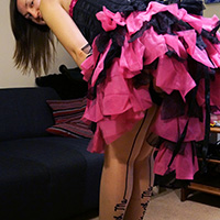 Preview thumbnail : Join the site to view Spank Me In Stockings and all other spanking scenes