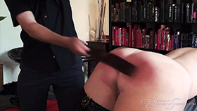 Join the site to view Strapping for Pleasure and all other spanking scenes