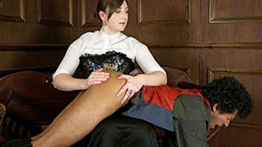 Click to view more previews of David's Strict Governess