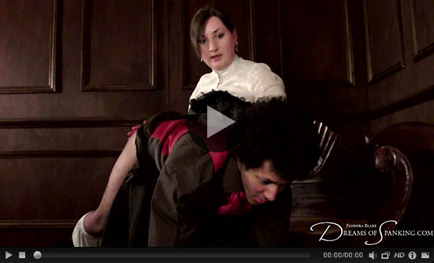 Click to view trailer for David's%20Strict%20Governess