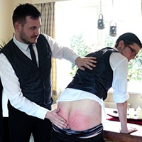 Join the site to view The Tailor's Apprentice (part 2) and all other spanking scenes