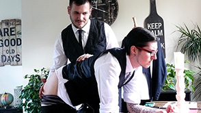 Click to view more previews of The Tailor's Apprentice (part 2)