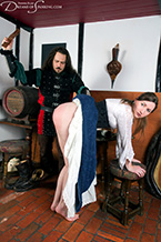 The Captain and the Tavern Wench