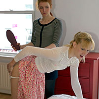 Join the site to view Teaching Experience and all other spanking scenes