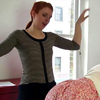 Behind the scenes photo 3 from Teaching Experience at Dreams of Spanking