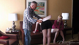 Join the site to view Texan Discipline and all other spanking scenes