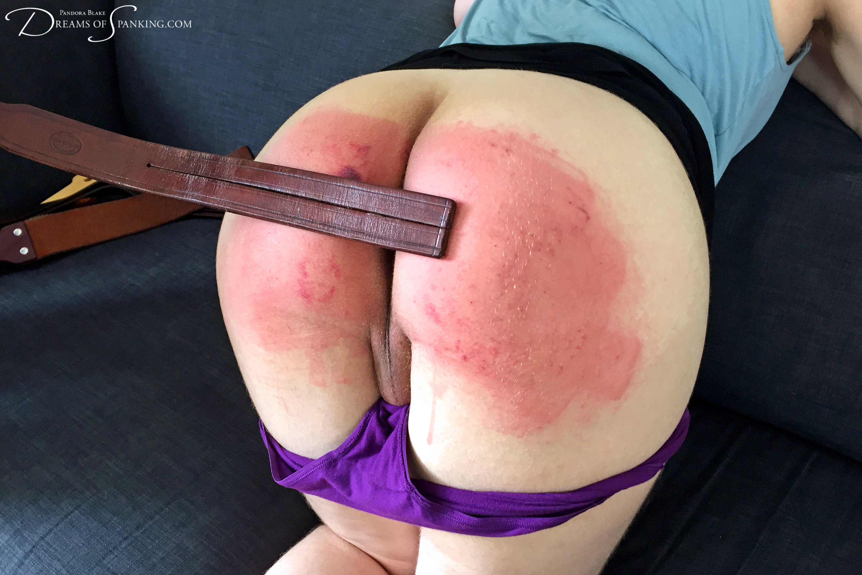 Tai Crimson is kink-shamed and humiliated by her abusive therapist in an edgy fantasy from Dreams of Spanking