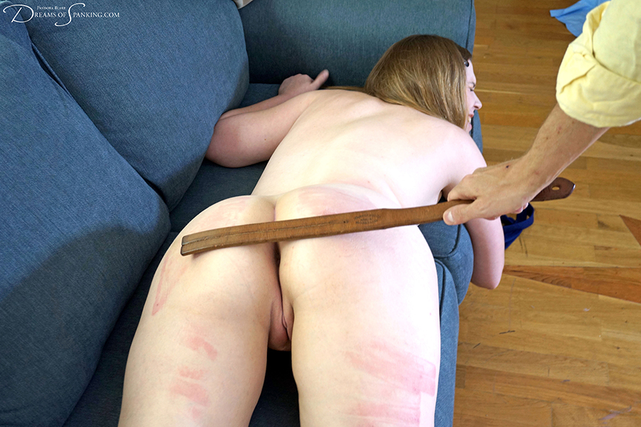 Real life couple Alex Reynolds and Paul Kennedy play on the darker side at Dreams of Spanking