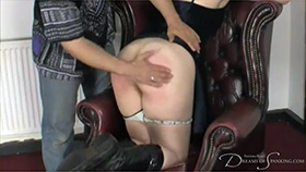 Join the site to view Tuesday Morning and all other spanking scenes