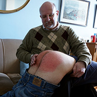 Join the site to view An Unorthodox Tutorial and all other spanking scenes