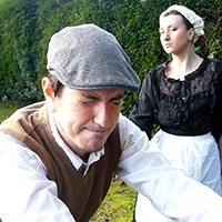 Join the site to view The Undergardener's Birching and all other spanking scenes