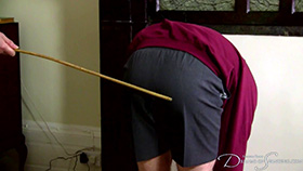 Join the site to view Unearned Punishment and all other spanking scenes