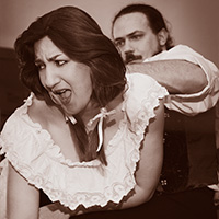 Preview thumbnail : Join the site to view The Victorian Brothel and all other spanking scenes