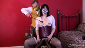 Join the site to view Victorian Strumpet and all other spanking scenes