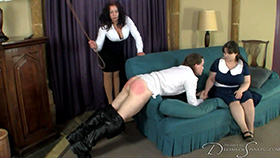 Join the site to view The Whipping Boy and all other spanking scenes
